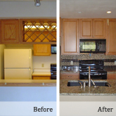 Remodoled Kitchen in Frisco, Colorado
