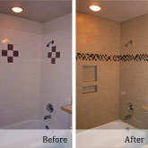 Breckenridge Bathroom Remodel