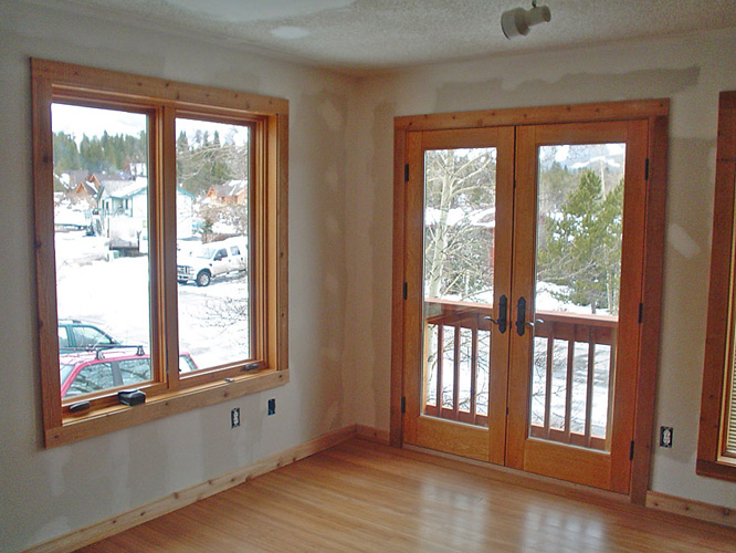 Interior window trim molding - Installations As Well As Bamboo Flooring And Cedar Trim Installations