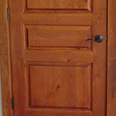 alder door and trim work